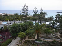 Отель Nissi Beach Holiday Resort. 4* Айя Напа, Кипр
