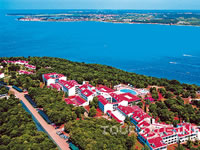 Отель Valamar Club Tamaris 4*, Истрия